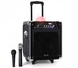 elektronik-star Adventskalender, z.B. Skytec Party Rock mobile PA-Anlage für 99,90€ (Idealo: 129,90€)