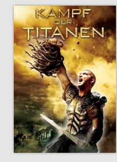 Film: Kampf der Titanen HD kostenlos statt 11,99 € bei GooglePlay