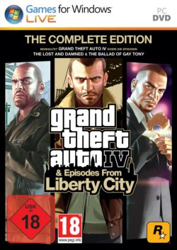 Grand Theft Auto IV – The Complete Edition für 3,99 € (12,99 € Idealo) @mmoga.de