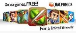 Halfbrick Games für eure iPad`s und iPhone`s GRATIS