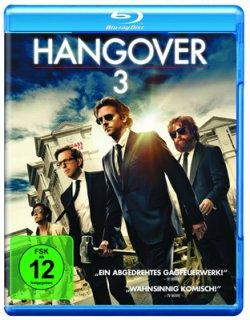 Hangover 3 Komödie Blu-ray für 3,99€ inkl. Versand [idealo 8,78€] @Saturn.de
