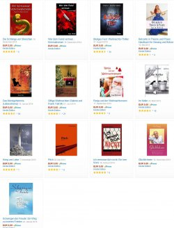 Hier 13 neue Gratis-eBooks: zB. Das Mondgeheimnis – 4,7 Sterne(64 Rezensionen) /  Printpreis 9,99€