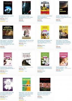 Hier 16 neue Gratis-eBooks. zB der Reiseroman Nebensaison    4,6 Sterne Printpreis 11,99€