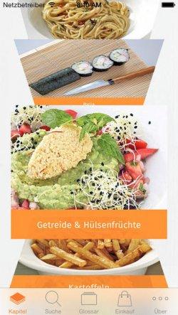 iOS-App Kochen! zum ersten Mal für nur 4,99 € statt 8,99 €