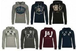 Jack & Jones Hoodies und Sweatshirts, versch. Modelle für je 19,90€ @eBay