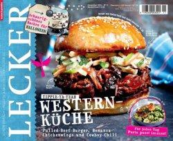"""Jahresabo Koch-Magazin """"Lecker"""" für effektiv 5€ (inkl. 30€ Gutschein-Prämie) bei bauer-plus.de"""