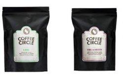 Kaffee-Gutschein: 15€ CoffeeCircle.com Gutschein mit nur 50€ MBW +  versandkostenfrei