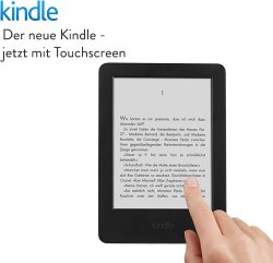 Kindle eReader für 49€ @ Amazon.de
