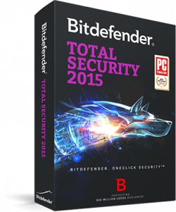 KOSTENLOS: Bitdefender Total Security 2015 ein Jahr kostenlos!