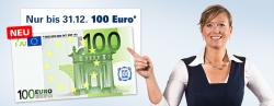 Kostenloses Girokonto bei der 1822 direkt mit 100 € als Gutschrift