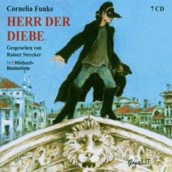 Kostenloses SWR2 Hörspiel HERR DER DIEBE von Cornelia Funke als Download