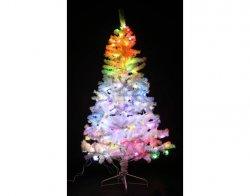 Künstlicher Weihnachtsbaum 210 cm inkl. farbwechsel LED + Ständer für 60,44 € (95,83 € Idealo) @Meinpaket