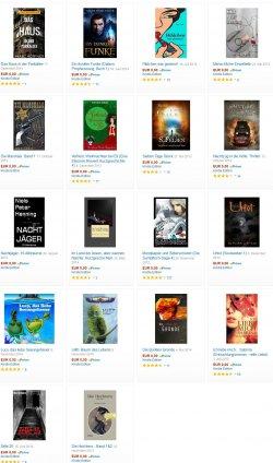 Kurz vor Weihnachten noch einmal 18 Amazon gratis eBooks. z.B. die 5* All Age Fantasy Mondpapier und Silberschwert (Printpreis 11,90€)