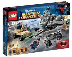 Lego Marvel Super Heroes Superman Aufruhr in Smallville für 25,46€ @real-Onlineshop (idealo: 36,95€)