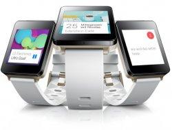 LG G Watch (Weiß) für 99€ zzgl. Versand @Google Play Store (idealo: 129,95€)