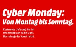Mediamarkt: 1 Woche lang Cyber Monday z.B. TREKSTOR Surftab Ventos 7.0 HD 8GB für 49 Euro statt 102,16 Euro bei Idealo