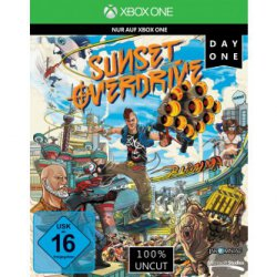 MÜLLER: Sunset Overdrive: Day One Edition (Xbox One) für 34,99€ statt 59,99€!