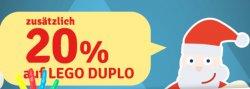 myTois: 20% auf Lego Duplo + 12 Euro Neukunden-Gutschein auf Alles bei MBW: 40Euro
