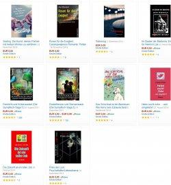 Neue Gratis-eBooks! – Krimi – Fantasy – Thriller – erotischer Psychothriller – Gruselromantik –  Liebesromane – Ratgeber für aufheizende SMS – Hunderoman