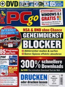 PCgo classic mit DVD statt 64,80 € für 12,80 €  @Abo-Stern