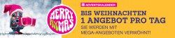 Pixmania Adventskalender: Jeden Tag ein Mega Angebot z.B. heute PLAYMOBIL 4820 Feuerwehr für 34,99 € (50,50 € Idealo)
