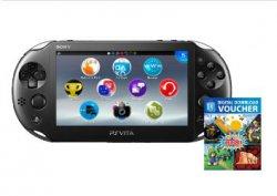 PS Vita WiFi Konsole 8GB inkl. Heroes Mega Pack nur 99 EURO @mediamarkt.de