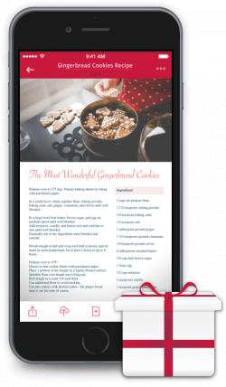 Scanbot Weihnachts-AppDeal (iOS App kostenlos statt 1,79 € + Geschenk)