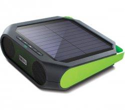 SOULRA Rugged Rukus Solarenergie Bluetooth Lautsprecher für 54,90 € (99,95 € Idealo) @Pixmania