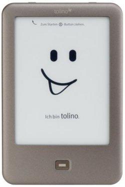 tolino shine eBook-Reader für 77 € inkl. Versand [idealo 84,99 € ] @ Ebay