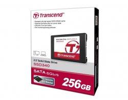 Transcend TS256 256GB SSD für 89,60€ bei Amazon (Idealopreis: 102,39 €)