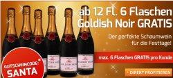 weinvorteil.de : 12 Flaschen Wein bestellen und 6 Flaschen Goldish Noir (Wert 9,90€ je Flasche) gratis dazu bekommen
