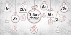 X EURO AKTION: Hunderte Markenartikel ab 1€ + 5€ Gutschein @ Hoodboyz