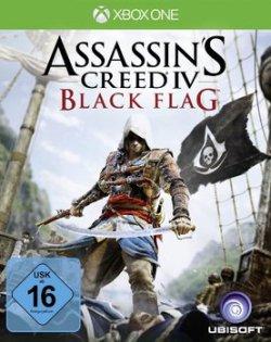 Xbox One Download Code für das Spiel Assassin's Creed 4 Black Flag  für 8,95 € [ idealo 37,31 € ] @ Ebay