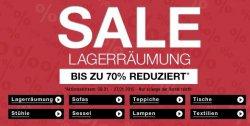 Lagerräumung bei Home24.de (bis -70%) + 15% bzw. 14% Gutschein