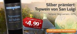 10€/15€/25€ Gutschein oder 25%/33%/50% Rabatt auf nicht reduzierte Weine @ Weinvorteil