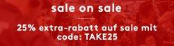 20€ Rabatt bei 79€ MBW oder 25% Rabatt auf den Sale @Urban Outfitters