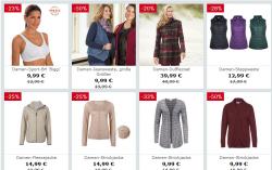 30% Rabatt auf bereits reduzierte Artikel + 5 € Newsletter-Gutschein @ NKD
