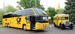 50% Rabatt: 2 Personen fahren für den Preis zu 1 Person @ ADAC Postbus