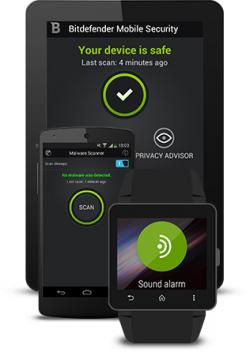 6 Monate kostenlos: Antivirus für Android – Bitdefender Mobile Security @ Bitdefender.com