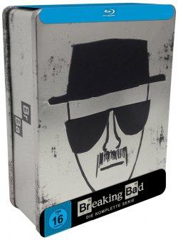 7 Tage Tiefpreise auf über 8000 Filme @Amazon z.B. Breaking Bad – Tin Box Limited Edition (Blu-ray) für 82,97 € (152,99 € Idealo)
