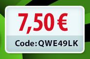 7,50 € voelkner.de Gutschein mit 49 € MBW bis 26.01.2015