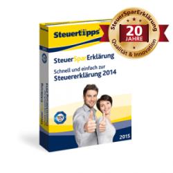 Akademische Arbeitsgemeinschaft Steuersparerklärung 2015 ab 15,40 € mit Gutscheincode @steuertipps.de