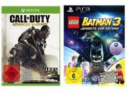 Amazon Aktion: 3 Games kaufen, nur 2 zahlen (Im Preisvergleich sehr gut)