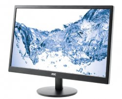 AOC e2470Swhe 23.6″ LED Monitor für nur 77€ (114,11 € Idealo) @Notebooksbilliger
