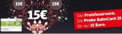 @bahn.de: BahnCard auf Probe ab 15€ Für Senioren, Schüler, Studenten, Lehrlinge …