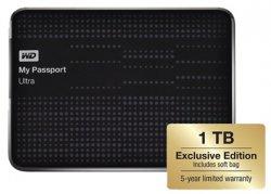 Bei MediaMarkt.de oder in der Filiale: Western Digital My Passport Ultra mit 1TB für 59€ [Preisvergleich: 71€]