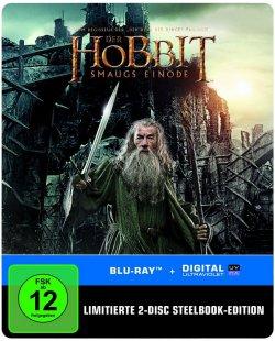 Blockbuster bei Amazon.de: Der Hobbit: Smaugs Einöde Steelbook für nur 9,97€