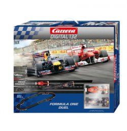 Carrera 20030162 – Digital 132 Formula One Duel für 135,33€ inkl. Versand [idealo 161,44€] @Amazon