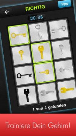COMBIN3! – Das Logikspiel für Dein Gehirnjogging bei iTunes jetzt kostenlos statt 1,99 Euro