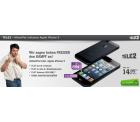 D-Netz Tele 2 Allnetflat inkl. 500MB Internet + iPhone 5 (refurbished) 16GB oder 32GB für 14,95 € mtl. @